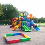 Детские городки и площадки